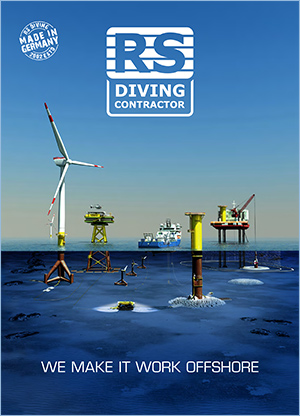RS Diving Contractor company brochure